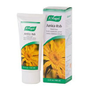 Arnica Rub 3.5 Oz by Bioforce USA