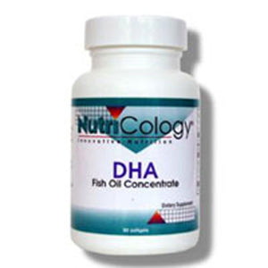 DHA 90 Softgels by Nutricology/ Allergy Research Group (2584092016725)
