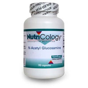 N-Acetyl Glucosamine 90 Caps by Nutricology/ Allergy Research Group (2587248361557)