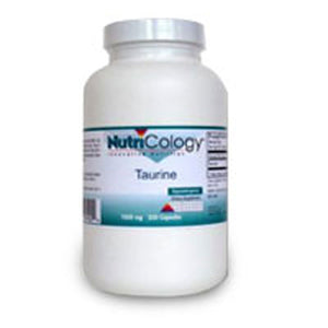 Taurine 250 Caps by Nutricology/ Allergy Research Group (2587249016917)