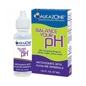 AlkaZone Balance Your pH 1.25 Oz by Alkazone (2587252949077)