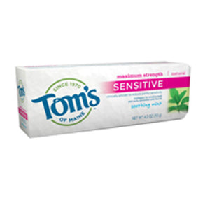Sensitive Toothpaste 4 oz (113 g) by Tom's Of Maine