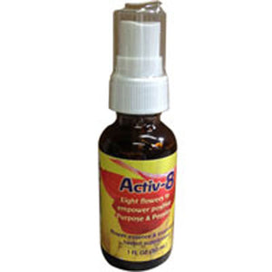 Activ-8 Spray 1 oz by Flower Essence Services (2589025402965)