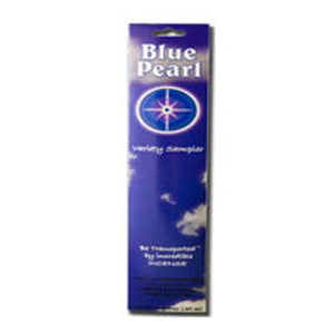 Incense Variety Sampler 10 gram by Blue pearl