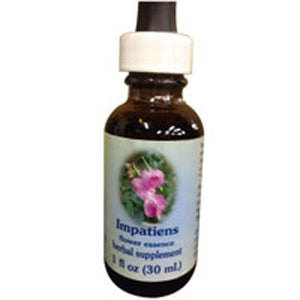 Impatiens Dropper 1 oz by Flower Essence Services (2589029040213)