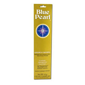 Incense Premium Golden Champa 10 gram by Blue pearl