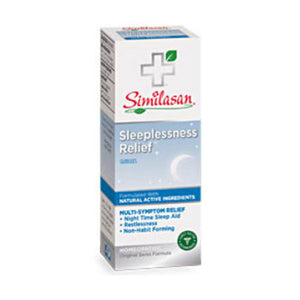 Sleeplessness Relief Globules 0.529 oz by Similasan (2589037789269)