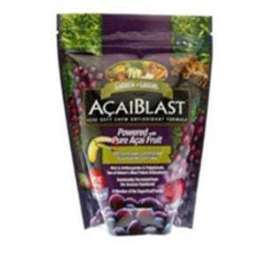 Acai Blast Soft Chews 30 Softchews by Garden Greens  (2589038968917)