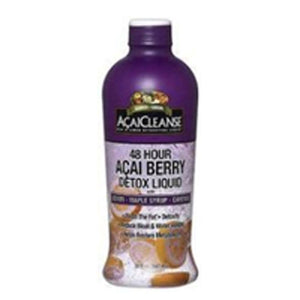 Acai Cleanse 48 Hour Detox 32 oz by Garden Greens