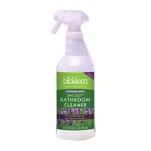 Bac-Out Bathroom Cleaner Lavender Lime Spray 32 oz by Bio Kleen