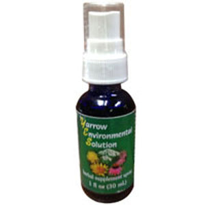 Yarrow Environmental Solution Spray 1 oz by Flower Essence Services (2589043785813)