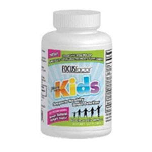 Focus Factor Kids 60 Wafers by Vital Basics / Focus Factor (2589057712213)