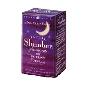 Herbal Slumber 60 Caps by Natural Balance (Formerly known as Trimedica)  (2587255734357)