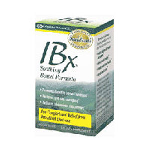 IBx Soothing Bowel Formula 60 Caps by Natural Balance (Formerly known as Trimedica)