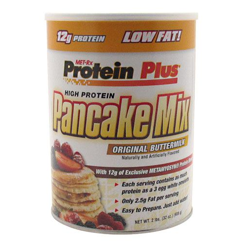 Protein Plus Pancake Mix 32 oz by Met-Rx