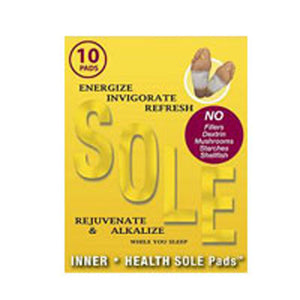 Sole Pads 10 CT by Inner Health (2589062496341)
