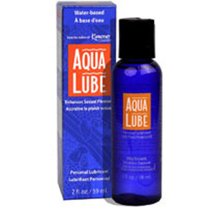 Aqua Lube Personal Lubricant Silky Smooth 4 oz by Mayer Laboratories (2589063315541)