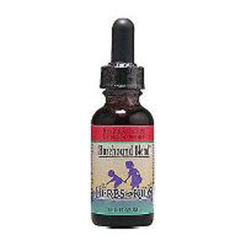 Horehound Blend Alcohol-Free 1 Fl Oz by Herbs For Kids