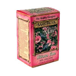 Hibiscus Lime Tea 20 Bag by The Mate Factor (2589067771989)
