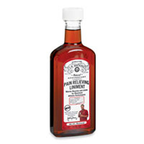 Natural Pain Relieving Red Liniment 11 oz by J R Watkins
