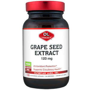 Grape Seed Extract 100 Caps by Olympian Labs