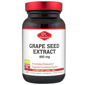 Grape Seed Extract 100 Caps by Olympian Labs (2589075341397)