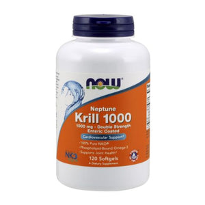 Neptune Krill Oil 60 Softgels by Now Foods (2589076488277)