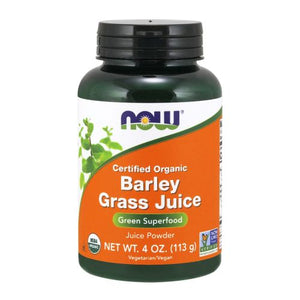 Barley Grass Juice Powder 4 oz by Now Foods (2587267268693)