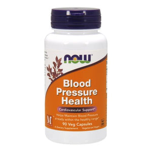 Blood Pressure Health 90 Vcaps by Now Foods (2587267760213)