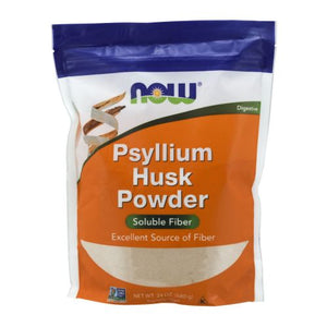 Psyllium Husk Powder 24 oz by Now Foods (2587268415573)