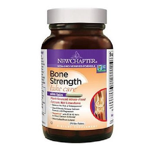 Bone Strength Take Care 30 Tabs by New Chapter