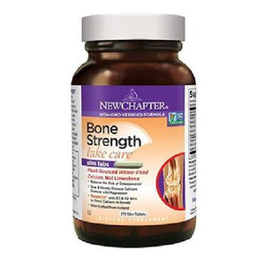 Bone Strength Take Care 60 Tabs by New Chapter (2587271462997)