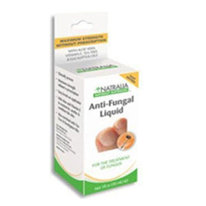 Anti-fungal Liquid 1 oz by Natralia (2587272806485)