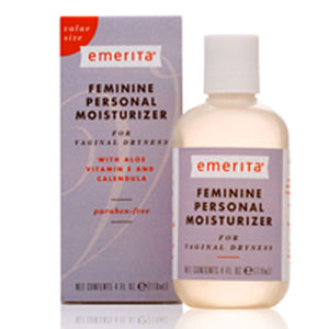 Femina Cleansing and Moisturizing Wash 4 oz by Emerita (2589081665621)
