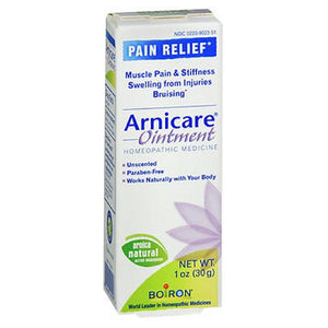 Boiron Arnicare Arnica Pain Relief Ointment 1 oz by Boiron (2583976738901)