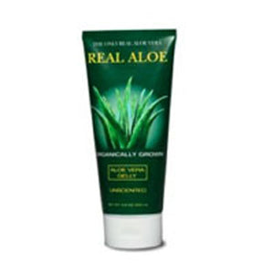 Real Aloe Vera Gelly 8 oz by Real Aloe Inc