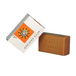 Ancient Clay Soap Sunrise 6 oz by Zion Health (2587276640341)
