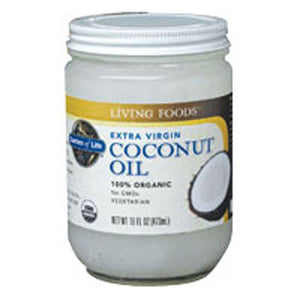 Extra Organic Virgin Coconut Oil 16 oz by Garden of Life