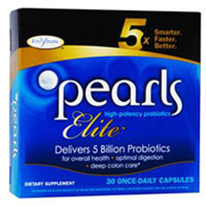 Pearls Elite 30 Caps by Enzymatic Therapy (2587277000789)