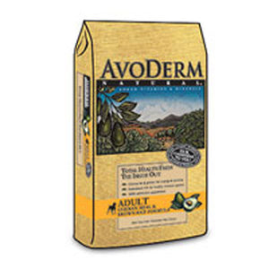 Dry Dog Food Chicken & Rice 4.4 lb by Avoderm (2587277459541)