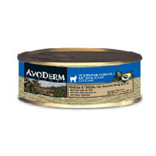 Canned Cat Food Ocean Fish 5.5 oz by Avoderm