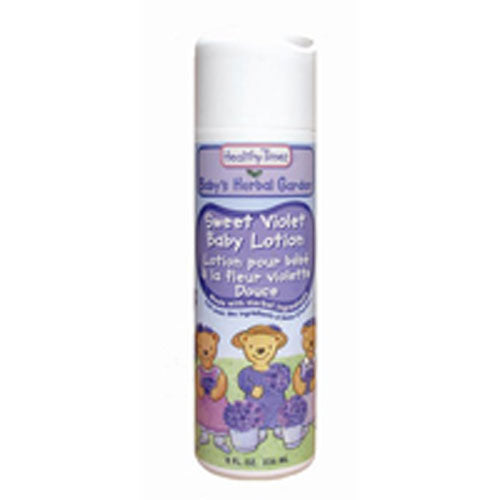Baby Lotion Sweet Violet 8 oz by Healthy Times