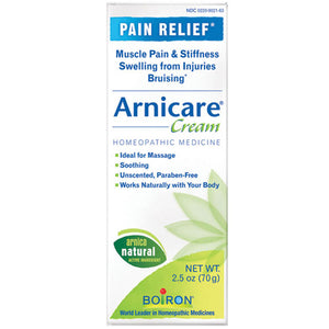 Arnicare Arnica Cream 2.5 Oz by Boiron