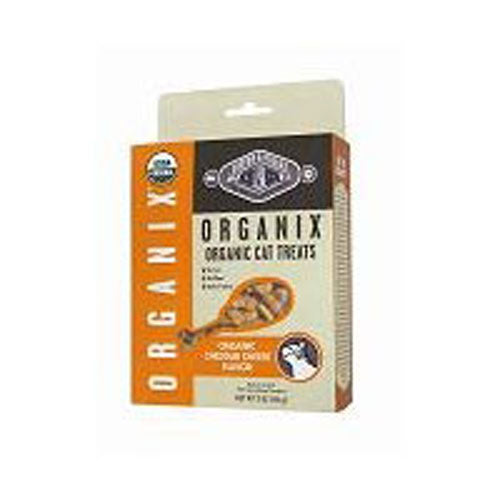 Organix Organic Cat Treats 2 oz by Castor & Pollux