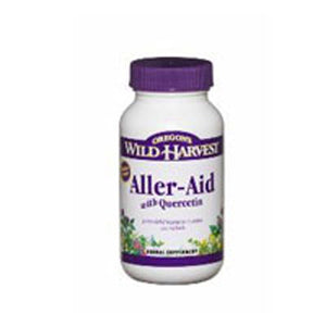 Aller- Aid 90 Vcaps by Oregon's Wild Harvest (2587281555541)