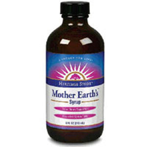 Mother Earths Syrup 8 oz by Heritage Products
