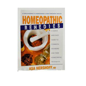Homeopathic Remedies Hershoff by Books & Media (2588995027029)