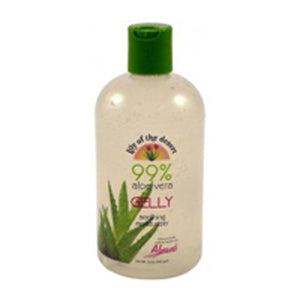 Aloe Vera Gelly 12 Oz by Lily Of The Desert