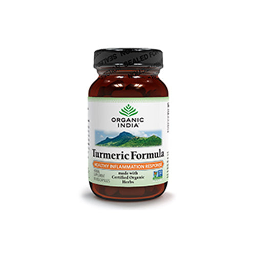 Turmeric Formula 90 Vcaps by Organic India