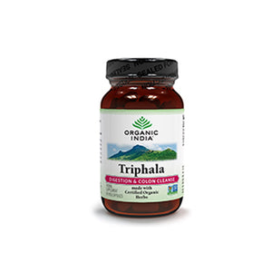 Triphala 90 Vcaps by Organic India (2587287748693)
